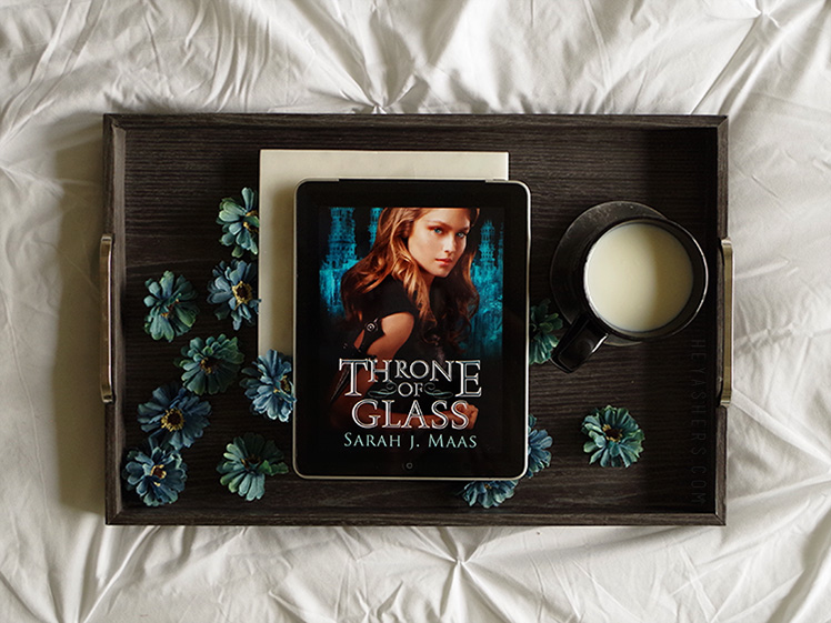 Throne of Glass Read-Along Snark