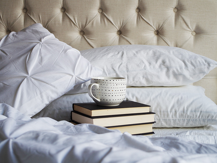 Books in bed main