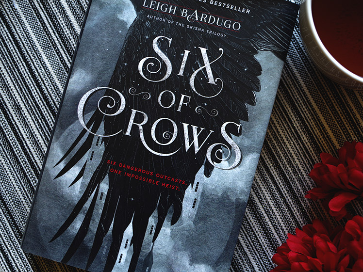 Six of Crows main