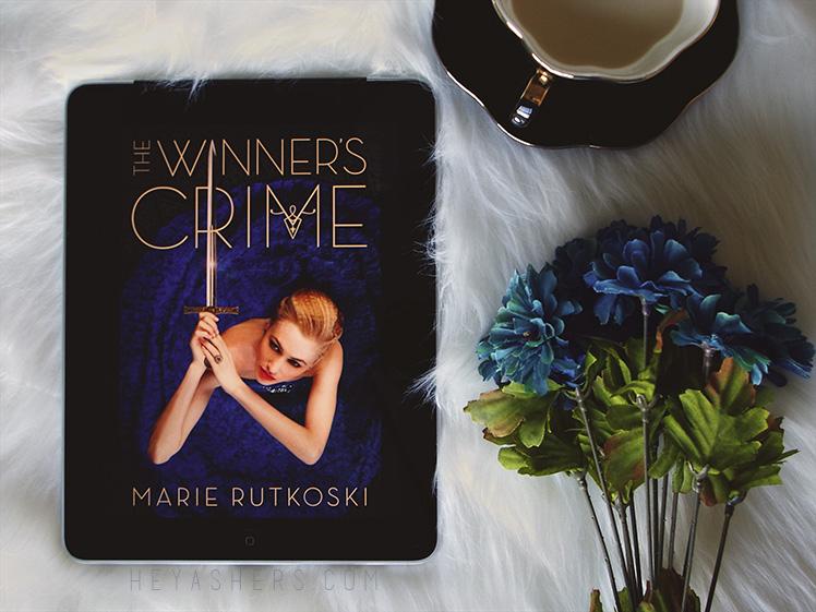 The Winner's Crime main