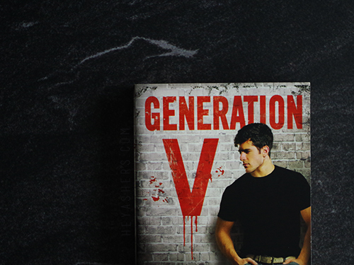 Generation V by M. L. Brennan