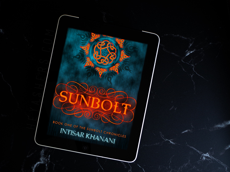 Sunbolt by Intisar Khanani review