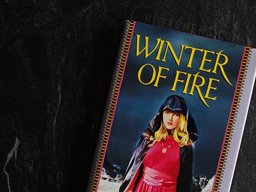 Winter of Fire by Sherryl Jordan