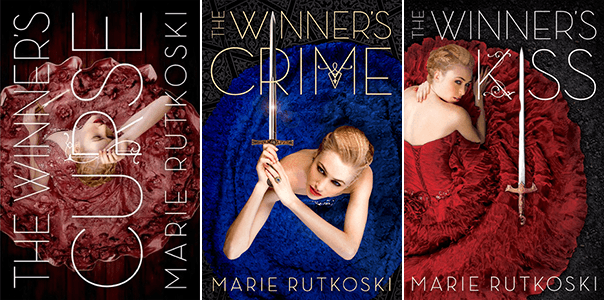 The Winner's Trilogy by Marie Rutkoski is awful