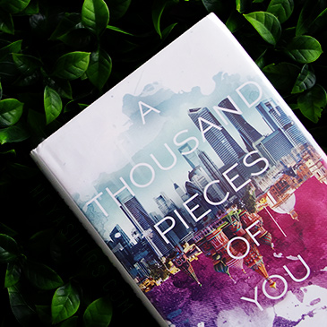 A Thousand Pieces of You by Claudia Gray review