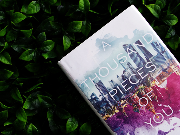 A Thousand Pieces of You by Claudia Gray book review