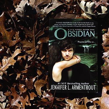 Obsidian by Jennifer L. Armentrout snark