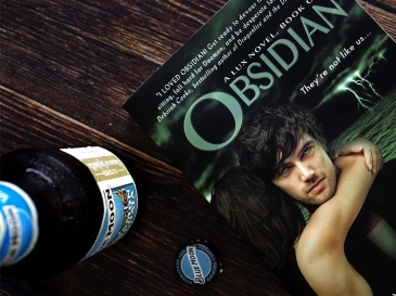 Obsidian by Jennifer L. Armentrout read-along snark