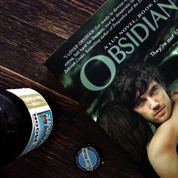 Obsidian by Jennifer L. Armentrout read-along snark