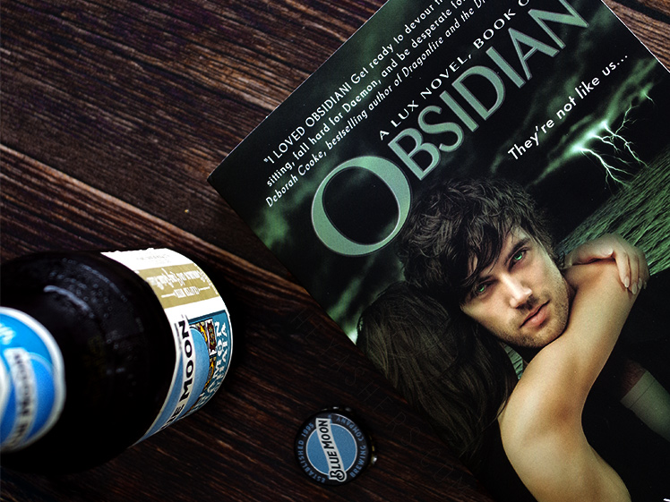 Obsidian by Jennifer Armentrout read-along snark
