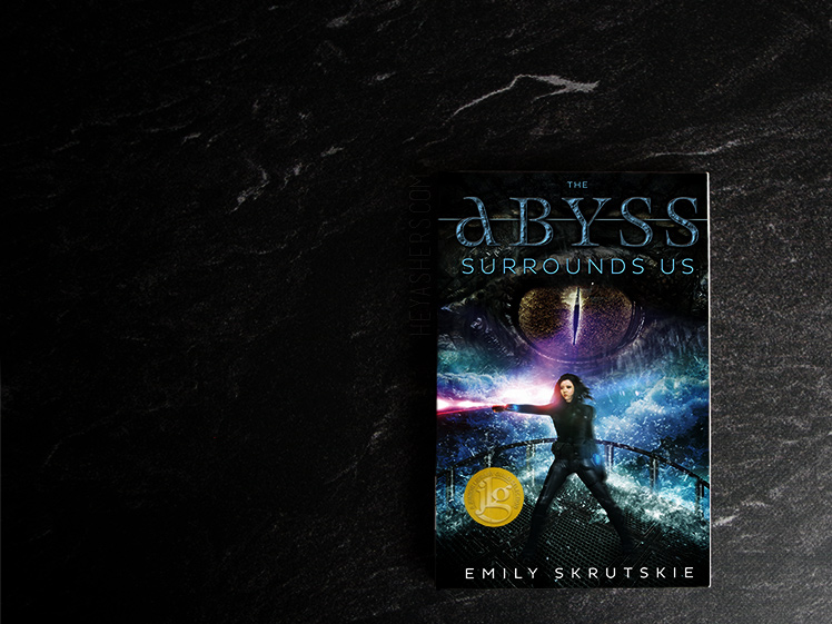 The Abyss Surrounds Us by Emily Skrutskie 3 star review